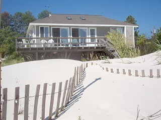 Reflections Beach Cottage in Mathews, VA