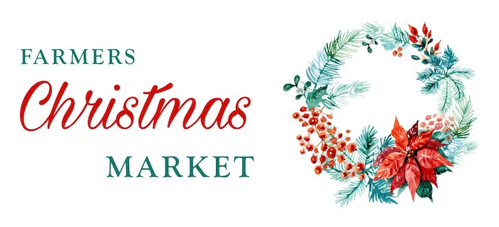 Mathews Christmas farmers market