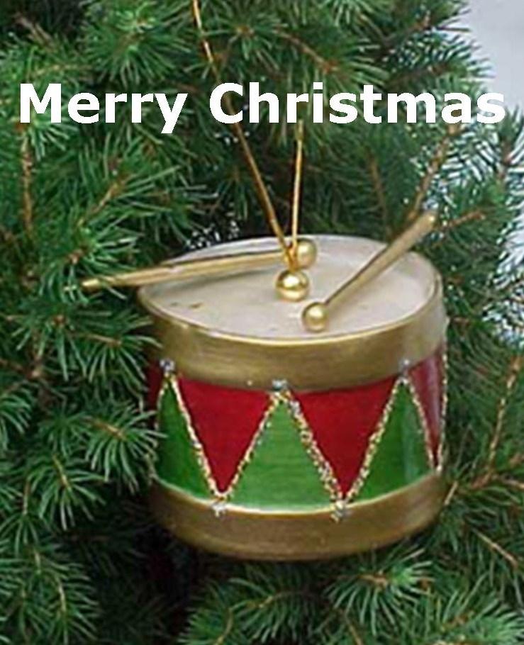 Christmas Drum Circle (1)