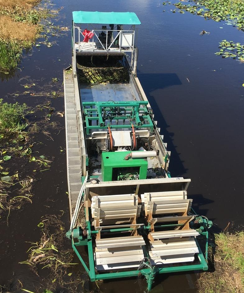Texas Aquatic Harvesting