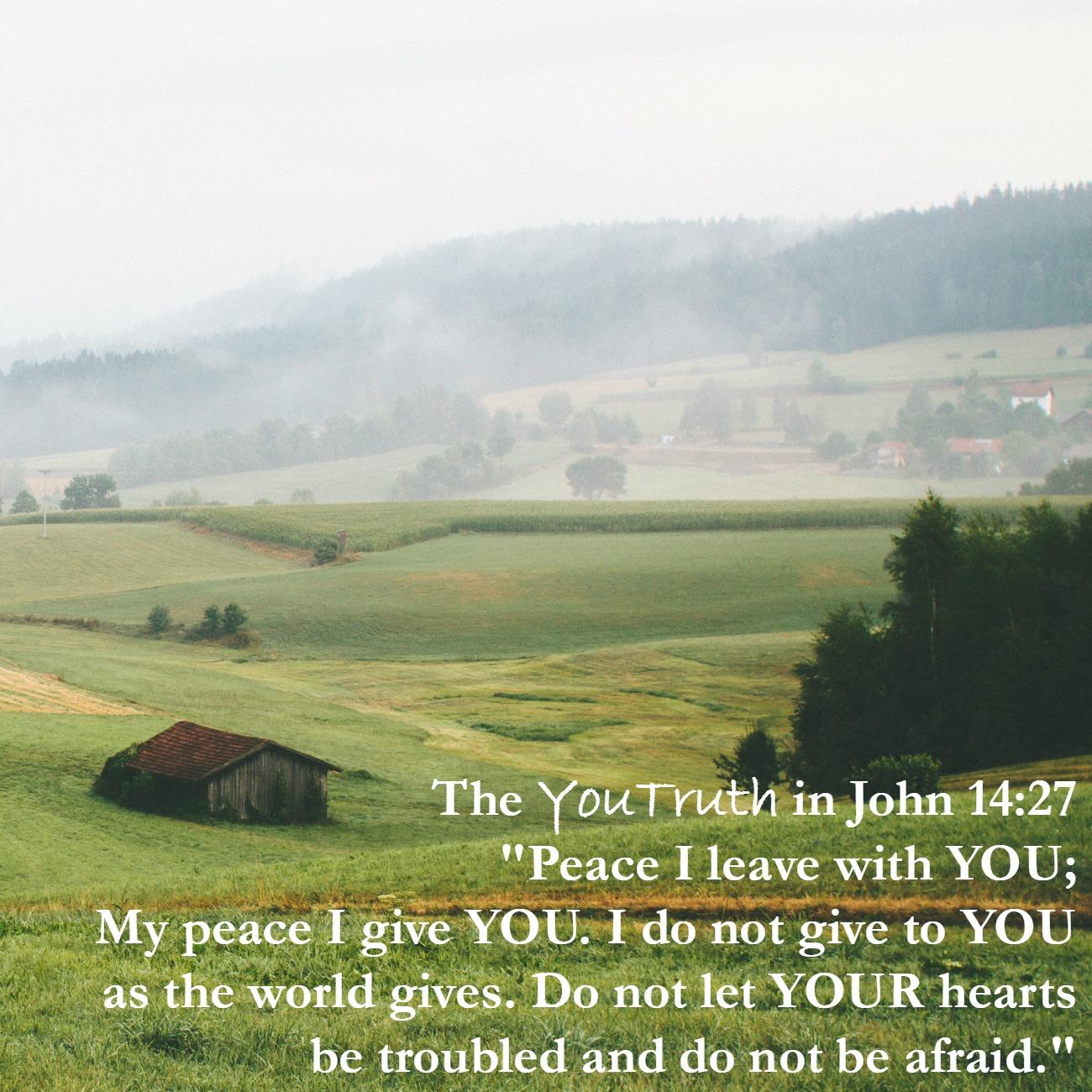 John 14-27 image