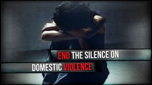 DOMESTIC VIOLENCE MUST STOP