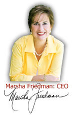 Marsha Friedman, CEO