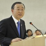 UN Secretary
