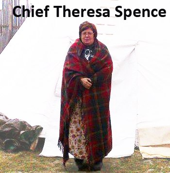 spence chief