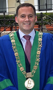 Dublin-mayor