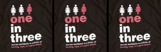 women 1 in 3