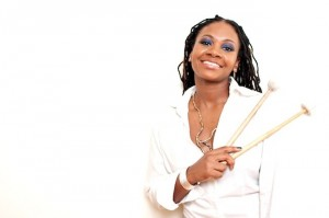 SHIRAZETTE TINNIN (USA) – Drums