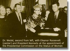 Sixty-six years ago, the Commission on the Status of Women