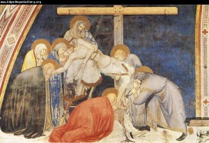 Vespers of the Taking-Down from the Crosspietro-lorenzetti-assisi-deposition