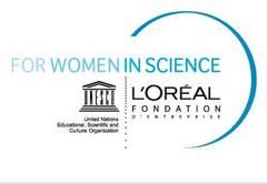 women in science logo
