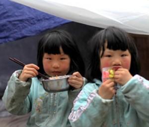 CHINESE-CHILDREN-QUAKE