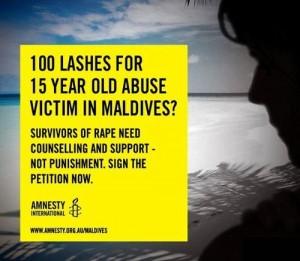 rape maldives 15 year old girl