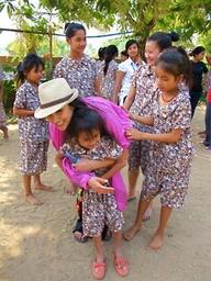 somaly saving children