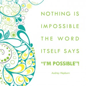 Possibility Quote