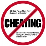 cheating 29 signs