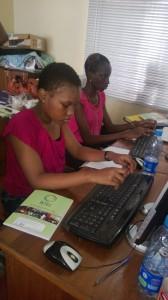 girls nigeria blogging