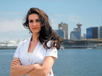 Nazanin Afshin-Jam WOMAN of ACTION