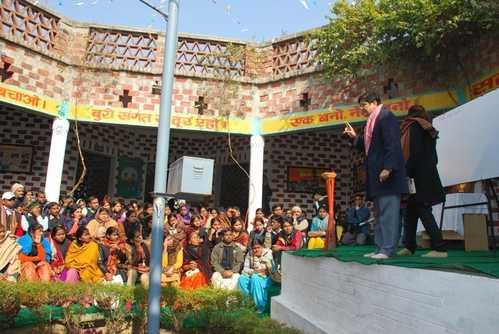 kiran Navjyoti India Foundation 25 years