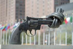 nonviolence_sculpture