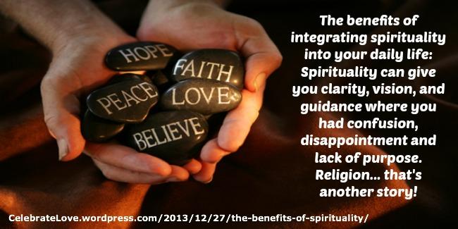 larry spirituality