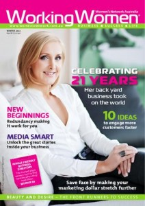 lynette palmen working women magazine
