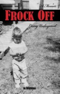 frock-off-living-undisguised-jo-dibblee-paperback-cover-art