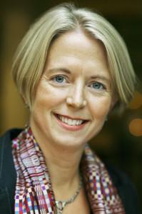 Charlotta Sparre, Ambassador of Sweden in Egypt