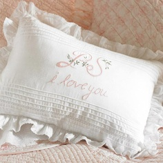 pillow love you