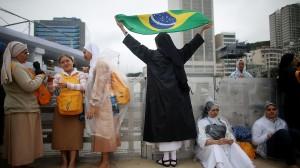 Nuns Brazil