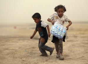 children under siege IRAQ