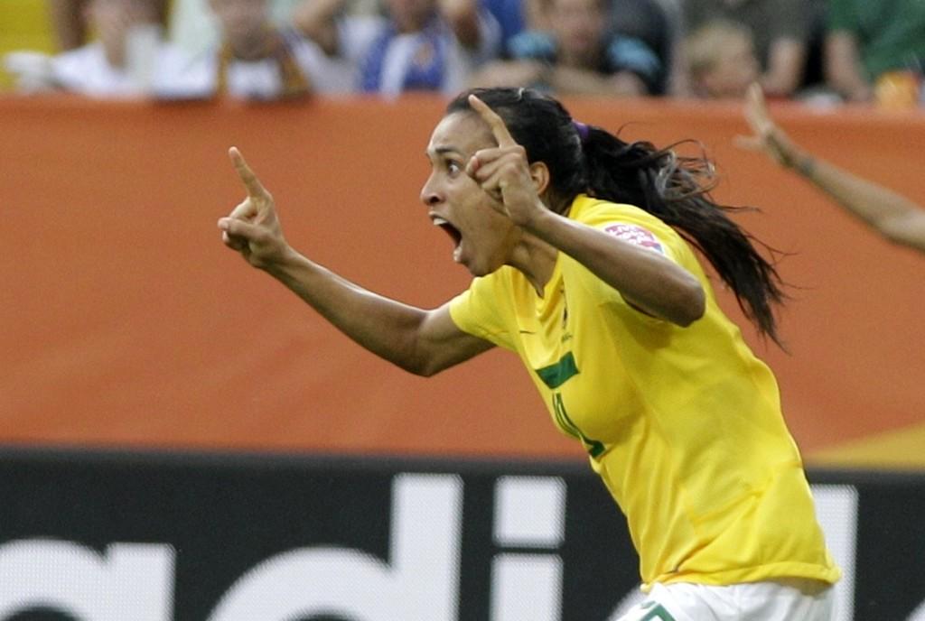 Germany Soccer WWCup Brazil USA