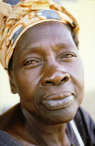 Gambian-grandmother