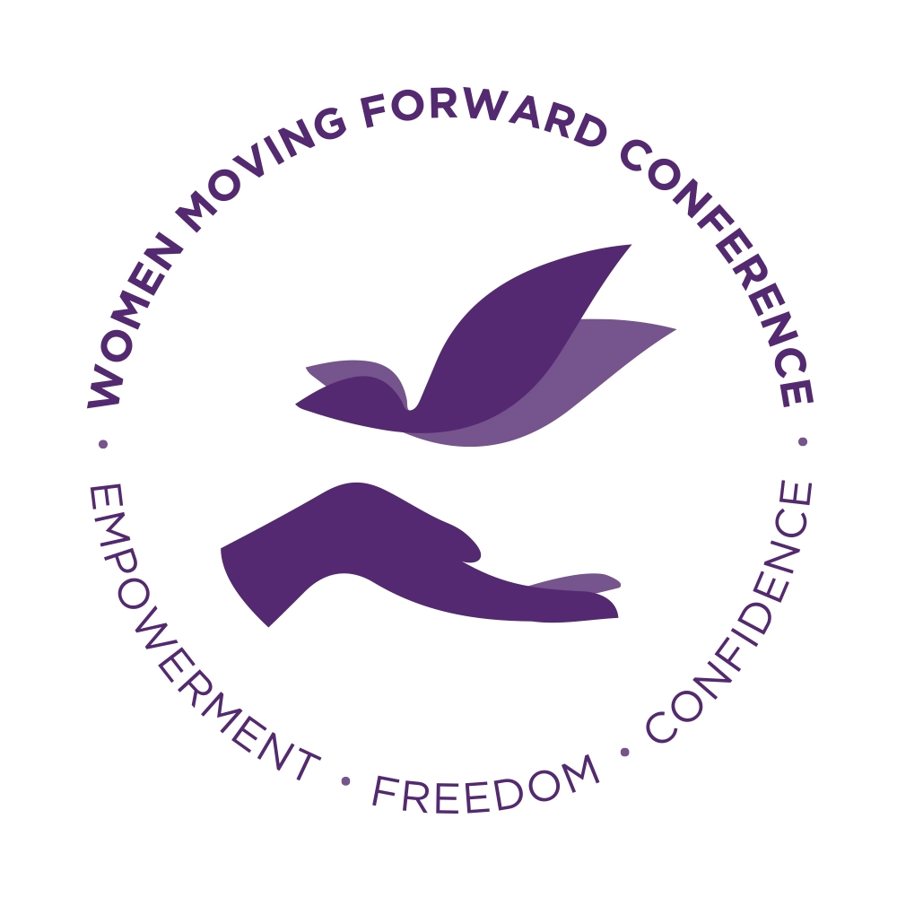 Women Moving Forward LOGO Cindy Stradling