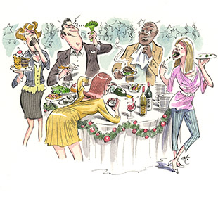 holiday_food_party
