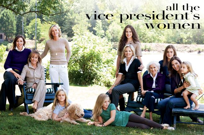 biden family women