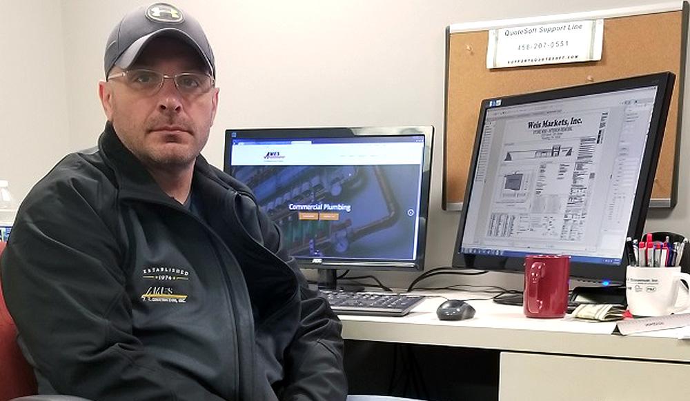 Jon Yordy - Plumbing-HVAC Estimator - Project Manager
