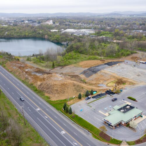 4 - Town Square Project by Ames Construction - Temple, PA