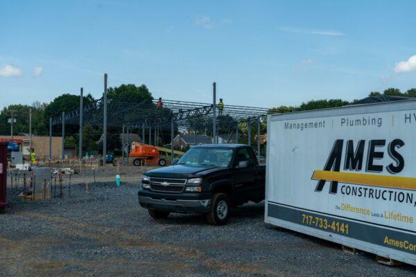Ames Construction of Muhlenburg Retail