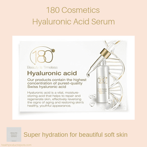 180 Cosmetics Hyaluronic Acid Serum