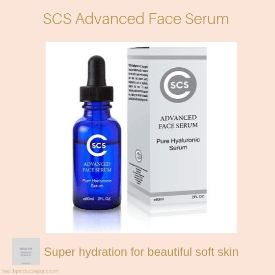 SCS Advanced Face Serum