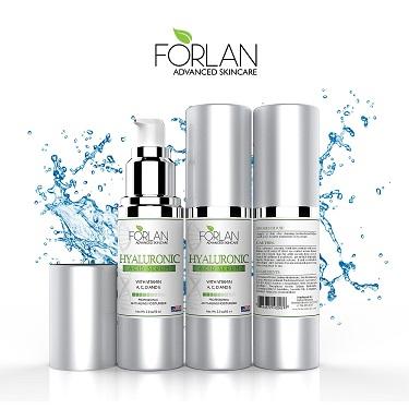 Forlan Hyaluronic Acid Serum for face
