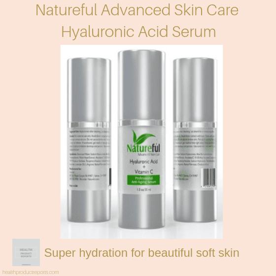 Natureful Advanced Skin Care Hyaluronic Acid Serum