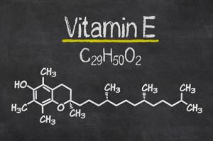 Vitamin E is a powerful antioxidant in hylauronic acid serums