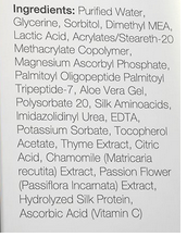 Vitl vitamin c facial serum ingredients