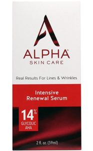 Alpha Hydrox Intensive Serum 14 percent - glycolic acid serum