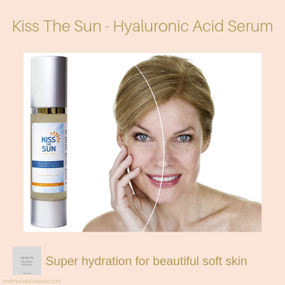 Kiss The Sun Hyaluronic Acid Serum