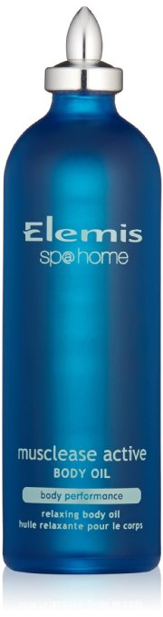 Elemis Musclease Active Body Oil - good gifts for mother's day
