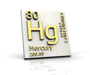 Mercury in skin care products