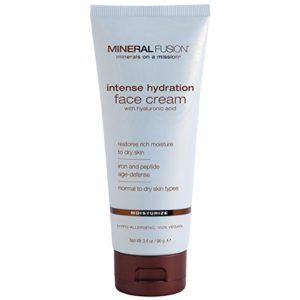 Mineral Fusion Facial Moisturizer - anti-aging skincare routines